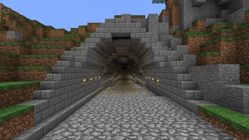 Umgestaltung der wege durch user geistlande deutscher - Minecraft projekte ...